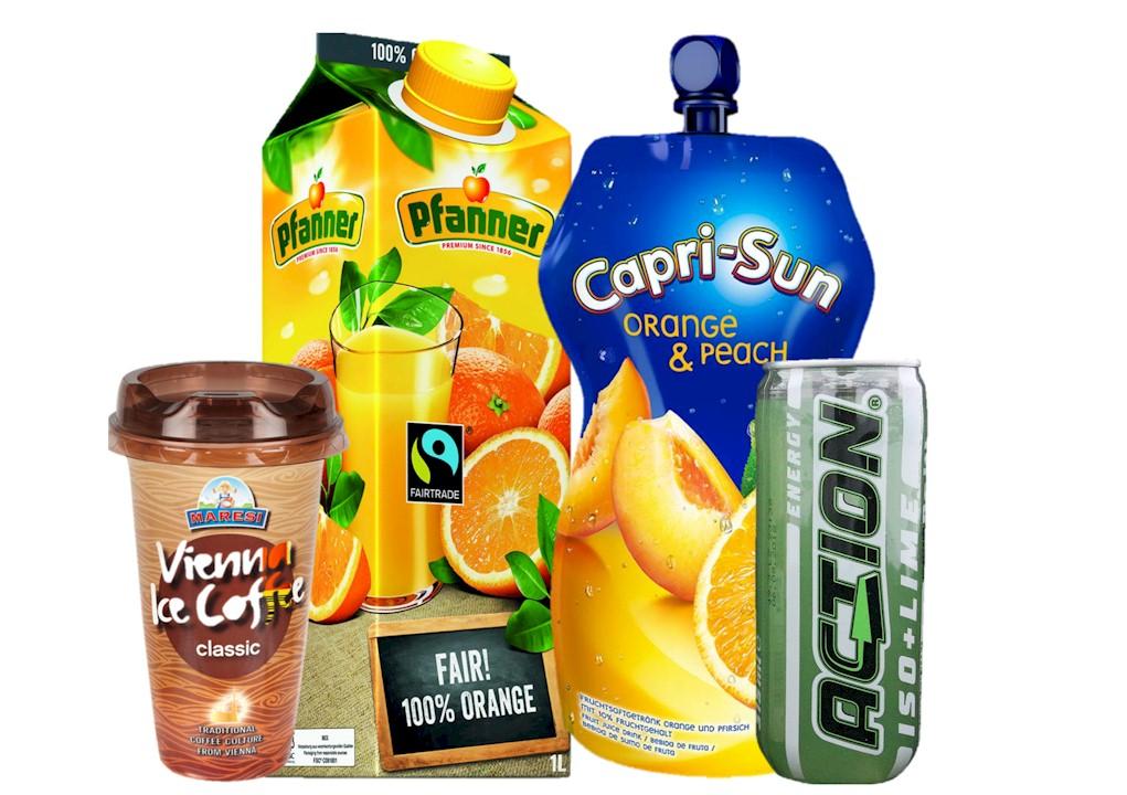 Productos de bebidas Kremers