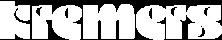 Logo Kremers blanco pequeño